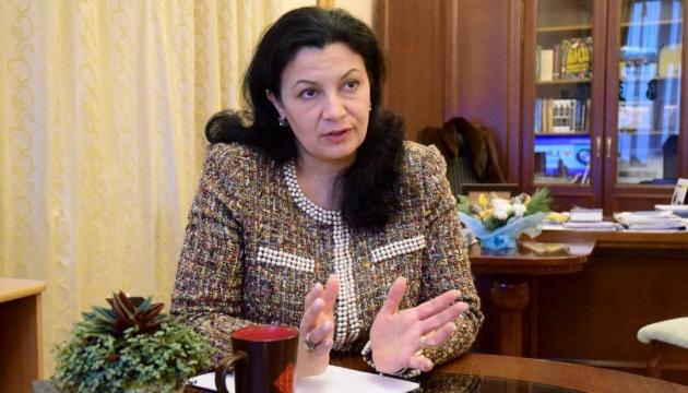 Klympusch-Zynzadse: Sanktionen zeigen, dass Russland nicht vorhat, Krieg zu beenden