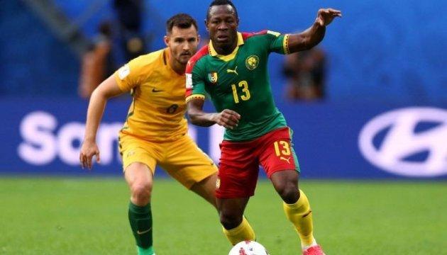 Кубок конфедераций-2017: Камерун и Австралия сыграли вничью