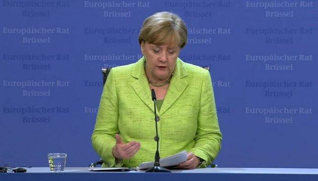Меркель перед самітом G20 застерегла від ізоляціонізму та протекціонізму