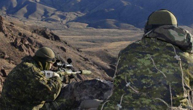 Канадський снайпер убив бойовика з відстані майже 3,5 км