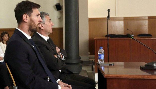 Налоговое дело Месси: срок заключения заменили штрафом