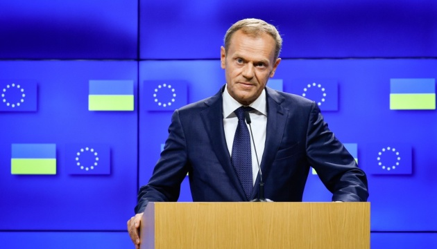 Tusk sees internal conflicts as biggest threat to Ukraine