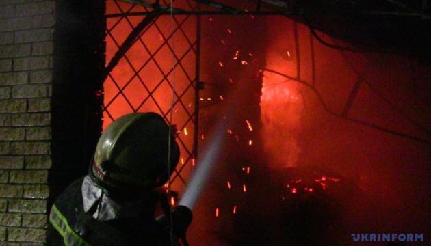 На Рівненщині пожежа забрала життя двох малолітніх дітей