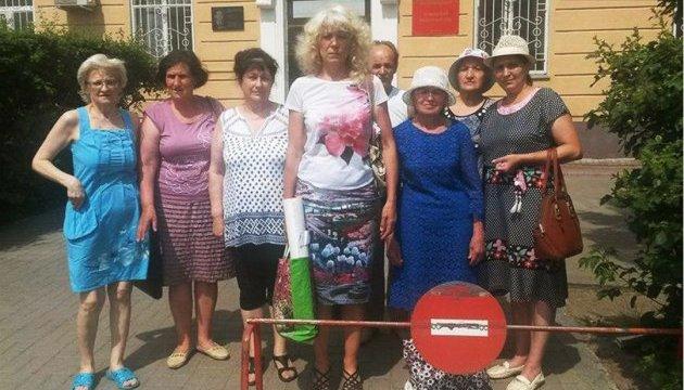 Томских пенсионерок судили за видеообращение к Путину