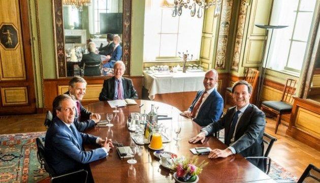 Коалиция в Нидерландах: начинаются новые переговоры