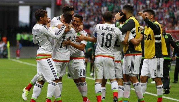 Кубок конфедераций-2017: Мексика выбила Россию из турнира