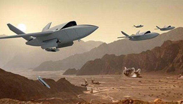 США презентовали новый беспилотник XQ-222 Valkyrie