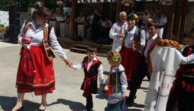 В Молдове отмечают День национального костюма