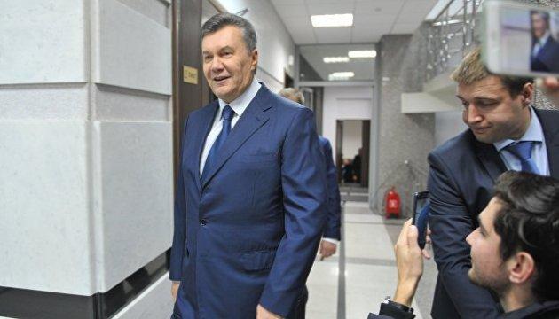 Янукович намерен вернуться в Украину— адвокат