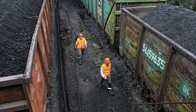 ОБСЄ знову виявила потяг з вугіллям на Донбасі