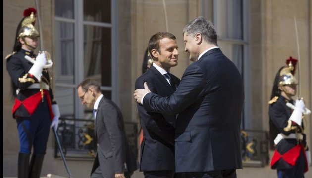 "France seeks to intensify ""Normandy format"" in cooperation with OSCE – Macron"
