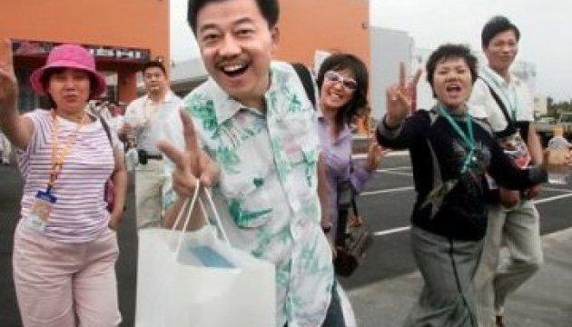 中国人将组团游乌克兰
