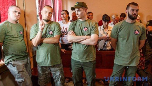 Прокуратура планирует обжаловать приговор мукачевским стрелкам из ПС