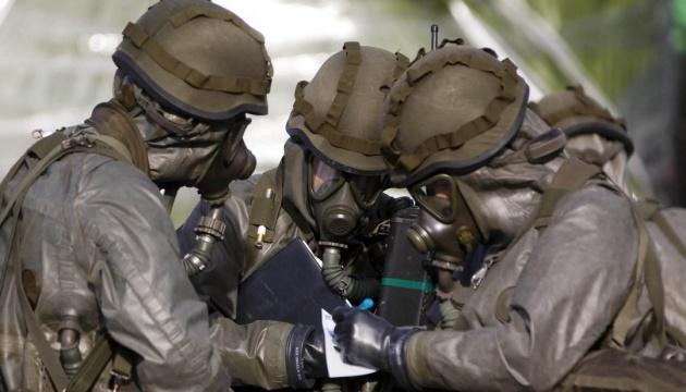Parlamentsabgeordnete Tymtschuk: Russland kann Chemiewaffen im Donbass einsetzen