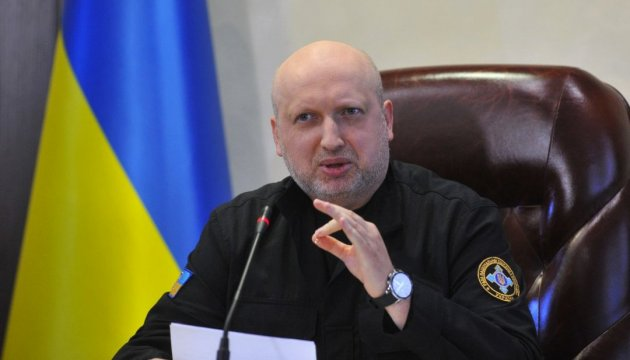 Turchynov: Ukraine ready to expand and deepen cooperation with NATO