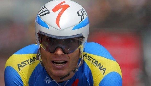 Andriy Grivko sera le seul Ukrainien au Tour de France
