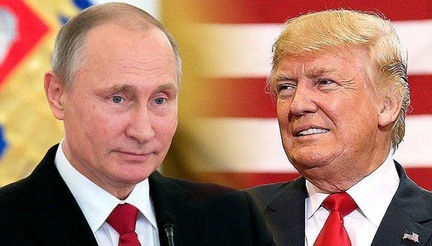 Кремль назвав дату зустрічі Трампа з Путіним