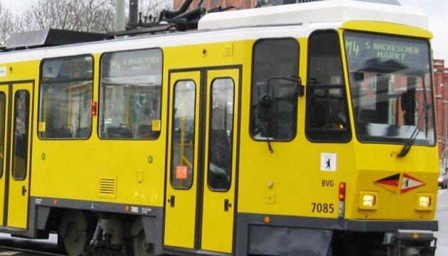 У Берліні зіткнулися трамваї: 27 постраждалих