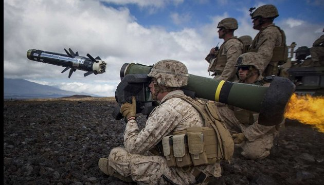 """US-Außenministerium erlaubt Verkauf von Panzerabwehrraketen """"Javelin"""" an Ukraine"""