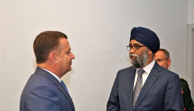 Саджан: Україна й Канада – близькі союзники