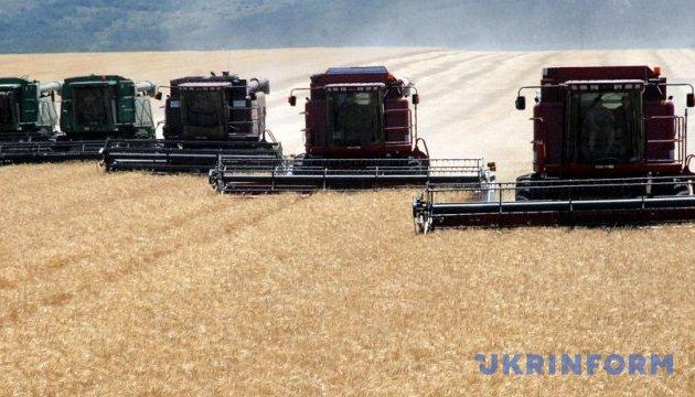 Уборку ранних зерновых завершили 7 областей Украины - Минагро