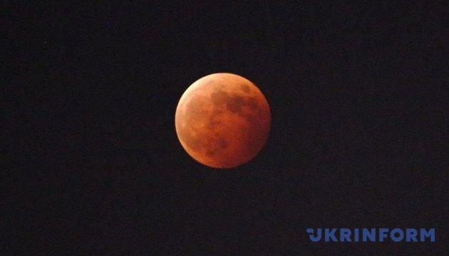 7 серпня відбудеться часткове місячне затемнення