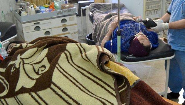 Активісти: У Сирії стався вибух на складі озброєнь, є жертви