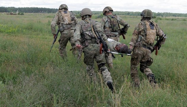 One Ukrainian soldier killed, nine wounded in ATO over past 24 hours