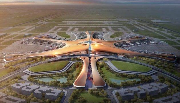 У Піднебесній побудують найбільший на планеті аеропорт