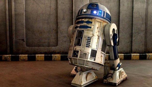 R2-D2 из первых