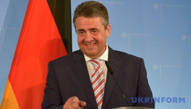 Габриэль о Восточном партнерстве: движение в ЕС длится дольше, чем люди надеялись
