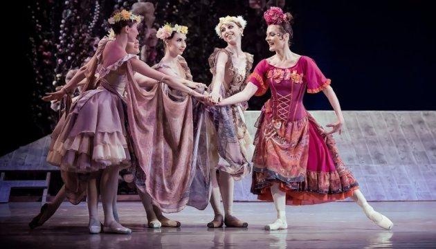 Ах, как танцевала на пуантах Проня Прокоповна!