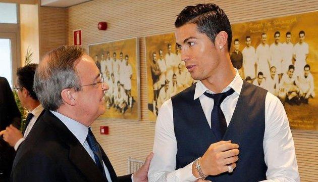 ЗМІ: Роналду передумав йти з «Реала»