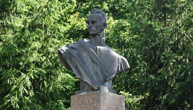 110-річчя Шухевича відзначили у селищі, де він прийняв останній бій