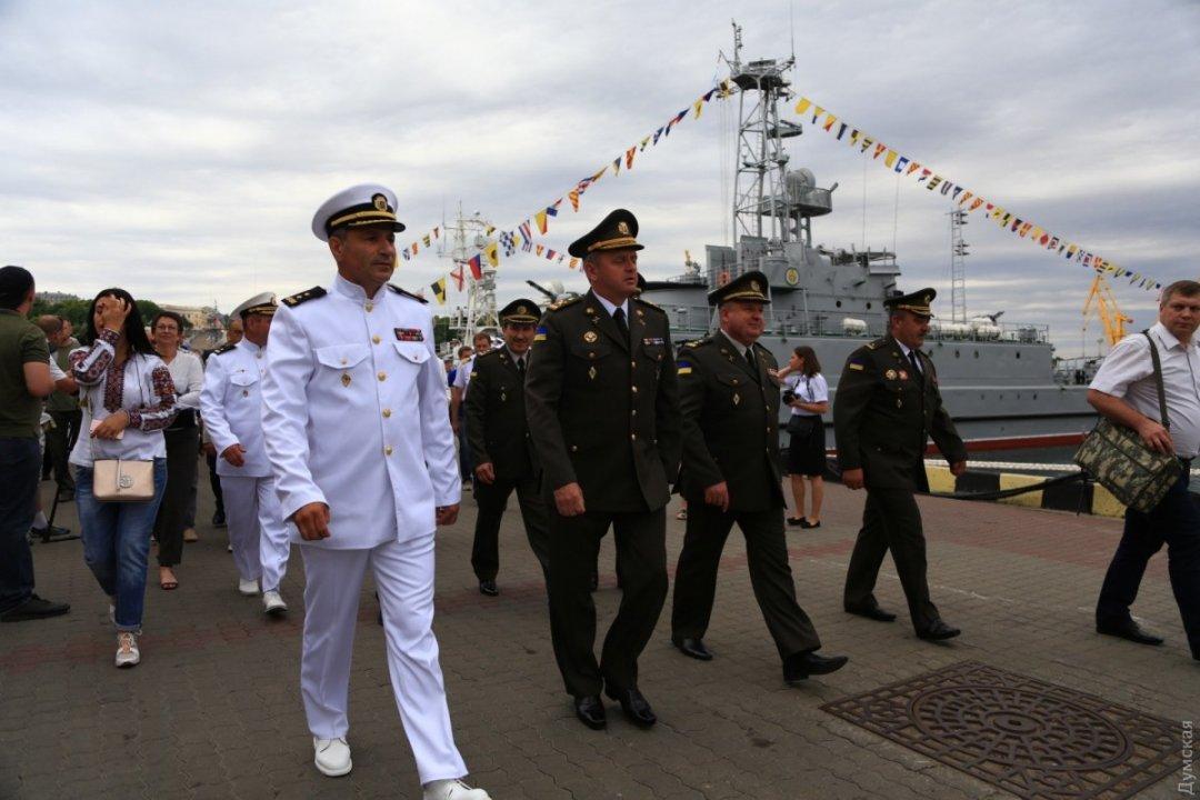Парубий убежден, что украинские военные моряки возвратят Крым