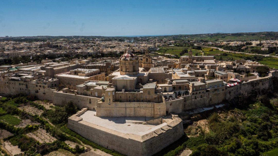 Мдина - старая столица Мальты