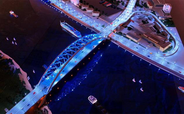 Подольский мост / Фото: kdmp.com.ua