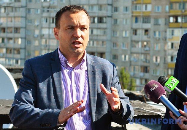 Заступник голови КМДА Петро Пантелеєв