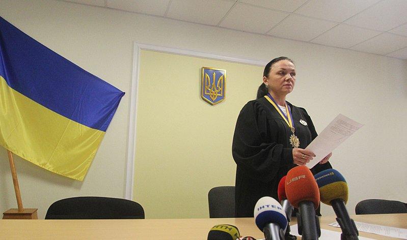 Суддя Печерського суду Ірина Литвинова // Фото: УНН