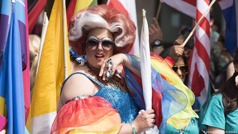 ВЛондоне прошел крупнейший гей-прайд вистории английской столицы