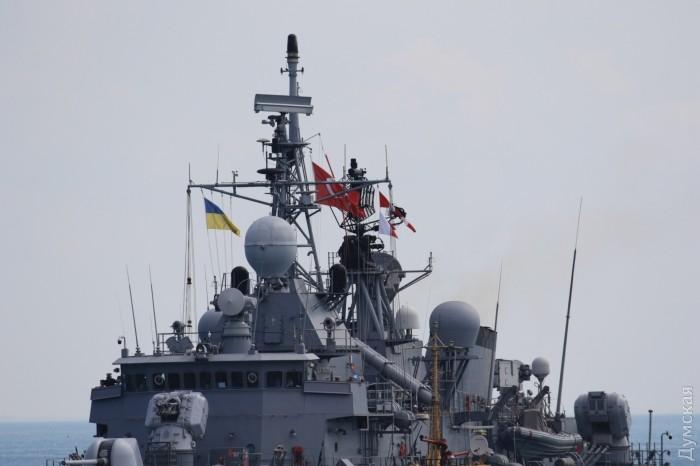 International naval exercises begin in Black Sea, US and Ukraine take part