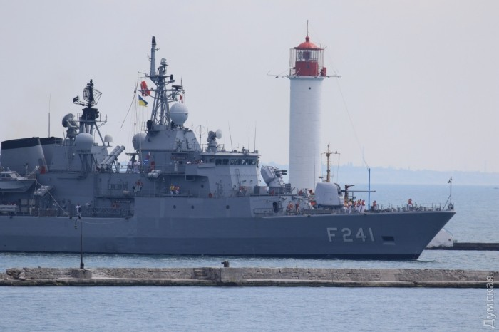 International naval exercises begin in Black Sea, US and Ukraine take part