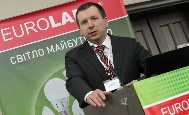 Анатолій Мазуренко, виконавчий директор компанії «Аероджет»