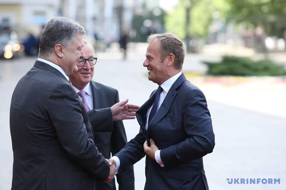 УКиєві 12-13 липня відбудеться саміт Україна-ЄС