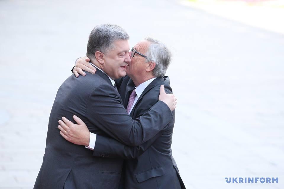 Сьогодні вКиєві стартує саміт Україна— ЄС