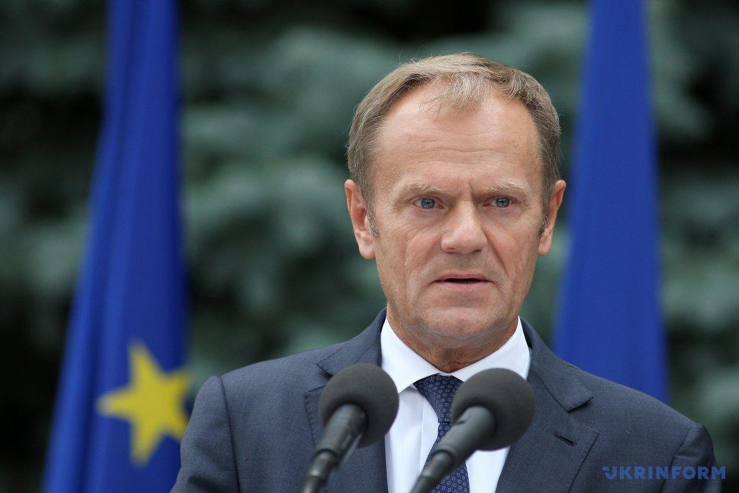 Дональд Туск, Голова Європейської ради