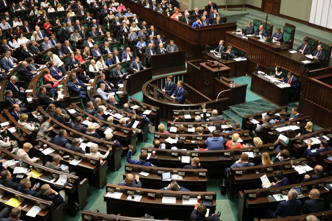 Фото: Sejm RP/Rafał Zambrzycki