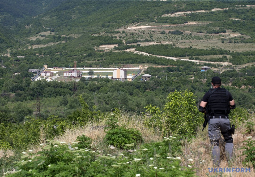 Украина неполучала запрос обэкстрадиции Саакашвили