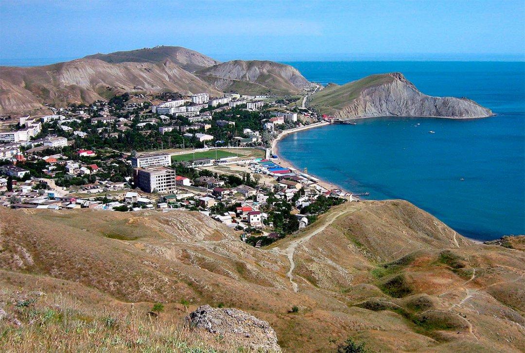 Смт. Орджонікідзе (Феодосія, Крим)