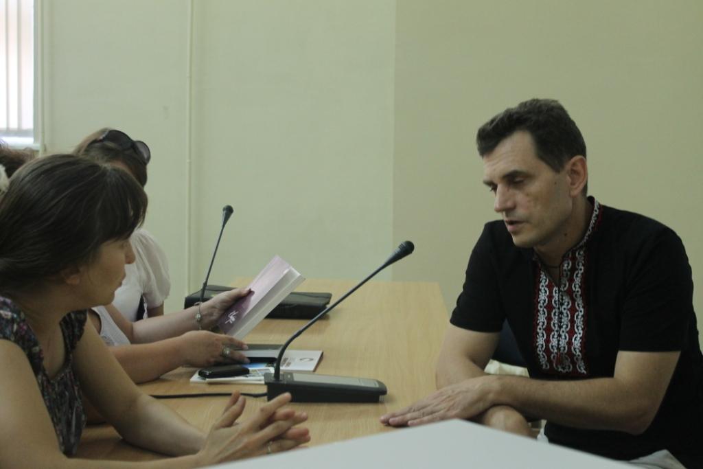 Анатолій Луцюк, адміністратор української Вікіпедії